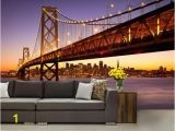 Golden Gate Bridge Wall Mural Bridge Wallpaper Bridge Wall Mural San Francisco Wallpaper San Francisco Wall Mural Bridge Wall Mural Bridge Wall Decal Sf Wallpaper