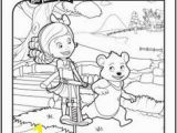 Goldie and Bear Coloring Pages and Bear Birthday
