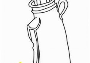 Golf Bag Coloring Page Baseball Mitt Coloring Page for Kids & Baseball