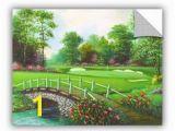 Golf Wallpaper Murals 22 Best Murals Images