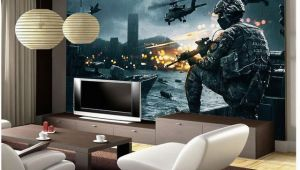 Golf Wallpaper Murals 3d Customized Wallpaper Gulf War Movie Backdrop Photo Mural