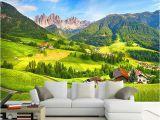 Golf Wallpaper Murals Custom Wall Paper 3d Nature Landscape Bedroom Living Room Tv