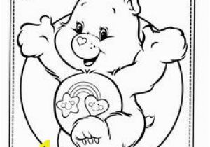 Good Luck Care Bear Coloring Pages 300 Best Care Bears Coloring Pages Images