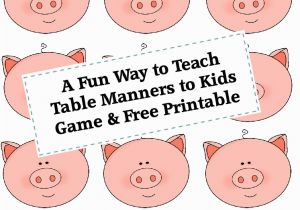 Good Manners Coloring Pages for Preschoolers 18 Fun Activities that Teach Good Manners Kids
