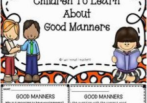 Good Manners Coloring Pages for Preschoolers 19 Best Manners Activities Images On Pinterest
