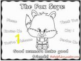 Good Manners Coloring Pages for Preschoolers 22 Best theme Manners Images On Pinterest