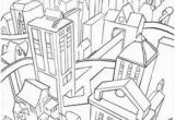 Gotham City Coloring Pages 100 Best Coloring Pages Images On Pinterest