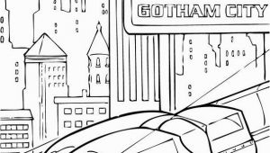 Gotham City Coloring Pages Batman35 Coloring 4 Kids Dc Super Hero S & Pets