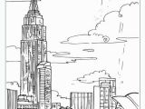 Gotham City Coloring Pages Gambar City Coloring Pages Lovely New York City Coloring Pages 88