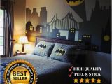 Gotham City Wall Mural Superhero Wall Decals Batman Gotham City Wall Decal Batman