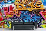 Graffiti Wall Mural Decals Graffiti Paper Wallpaper In 2019 for Kaley Pinterest