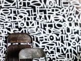 Graffiti Wall Murals Uk Black and White Graffiti Wall Inspired Pinterest