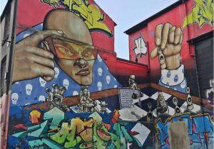 Graffiti Wall Murals Uk Brighton Street Art Mazcan Cosmo Sarson Brokeart and Many More