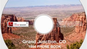 Grand Junction Colorado White Pages Directory Colorado Directories Colorado Phone Books White Pages