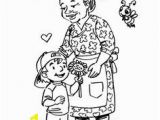 Grandparents Day Coloring Pages Preschool 31 Best Grandparent S Day Images On Pinterest In 2018