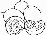 Grape Coloring Pages to Print Passion Fruit Coloring Pictures Print Passion Fruit is One