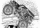 Grave Digger Monster Truck Coloring Pages Grave Digger Monster Truck Coloring Page Grave Digger