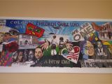 Great Mural Wall Of topeka Special events Brown V Board Of Education National