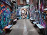 Great Wall Of China Mural Best Street Art In Melbourne where to Find the Best Murals and
