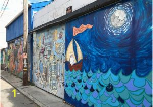 Great Wall Of Los Angeles Mural Balmy Alley Murals San Francisco 2019 All You Need to Know