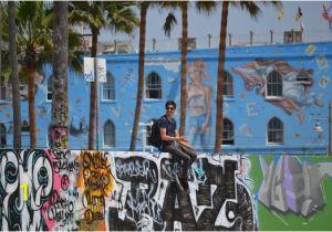 Great Wall Of Los Angeles Mural Great Murals and Grafiti Venice Beach Los Angeles Resmi Tripadvisor