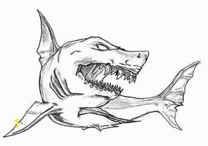 Great White Shark Coloring Pages Free Printable Great White Shark Coloring Pages Inspirational Bull