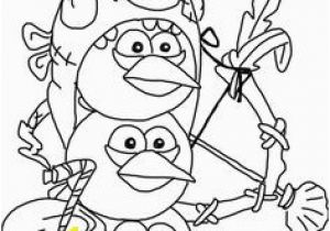 Green Angry Bird Coloring Pages Angry Birds Epic Coloring Page Chuck