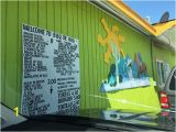 Green Monster Mural Bbq De oro Taqueria Aransas Pass Restaurant Reviews Phone Number