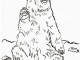 Grizzly Bear Coloring Pages Grizzly Bear Coloring Page Samantha Bell
