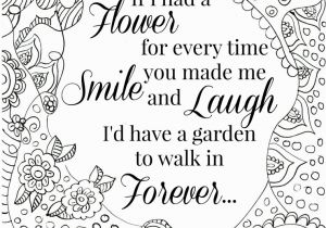 Grocery Shopping Coloring Pages Free Printable Flower Quote Coloring Pages