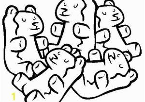 Gummy Bear song Coloring Pages Gummy Bear Coloring Pages