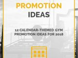 Gym Mural Ideas Gym Promotions 12 Calendar themed Gym Promotion Ideas