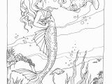 H20 Mermaid Coloring Pages Coloring Pages Of Fairies and Mermaids A K Bfo