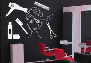 Hair Salon Wall Murals Peluquera Salones De Belleza Pinterest