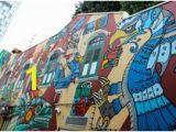 Haji Lane Wall Murals 24 Best Street Art Singapore Images