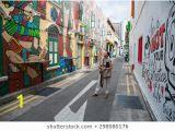 Haji Lane Wall Murals Imágenes Fotos De Stock Y Vectores sobre Calle Grafiti