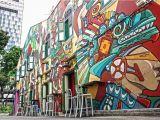 Haji Lane Wall Murals Your Guide to Haji Lane Kkday Blog