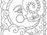 Half Moon Coloring Page Moon Coloring Pages Unique Stars Coloring Pages Stars Coloring Pages