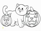 Halloweeen Coloring Pages Easy Halloween Coloring Pages Halloween Coloring Pages for Kids