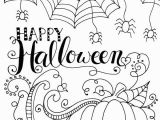 Halloweeen Coloring Pages Free Halloween Coloring Pages for Adults & Kids Happiness is Homemade