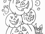 Halloweeen Coloring Pages Halloween Coloring Pages to Print and Color