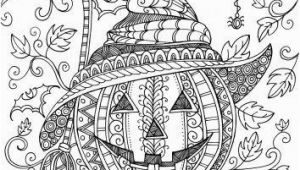 Halloween Adult Coloring Page the Best Free Adult Coloring Book Pages