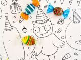 Halloween Candy Corn Coloring Page Halloween Coloring Page for Adults or Kids Kawaii