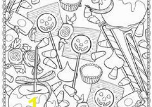Halloween Coloring Pages for Adults Printables 383 Best Halloween Coloring Pages Images On Pinterest