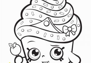 Halloween Cupcake Coloring Pages 16 Unique and Rare Shopkins Coloring Pages