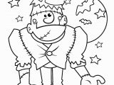 Halloween Frankenstein Coloring Pages A6c Frankenstein Kid Coloring Pages