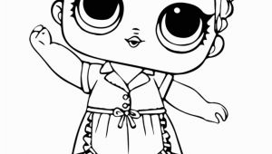 Halloween Lol Doll Coloring Pages Lol Surprise Coloring Sleeping B B