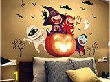 Halloween Wall Mural Ideas Amazon Wallies Wall Decals Happy Halloween Vinyl Wall