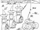 Halloween Witch Coloring Pages for Kids Giant Halloween Fun Colouring Book Dover Publications