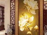 Hallway Wall Murals Beibehang Wall Paper Flash Silver Cloth Entrance Hallway Wall